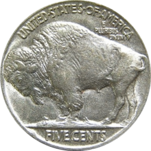 Buffalo Ny Sometimes Referred To As The Nickel City Due To The Appearance Of The Bison On The Back Of The Indian Hea Buffalo Nickel Buffalo Buffalo New York