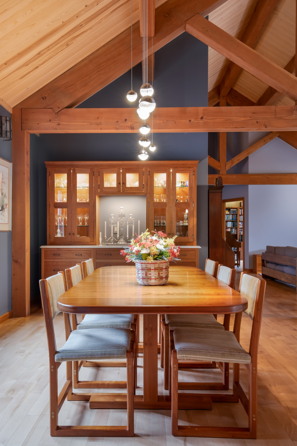 14+ Single story post and beam homes ideas