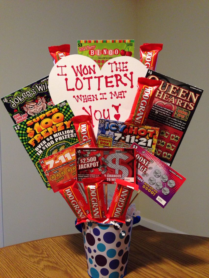 Valentine S Day Or Sweetest Day Diy Gift Valentine S Day Gift