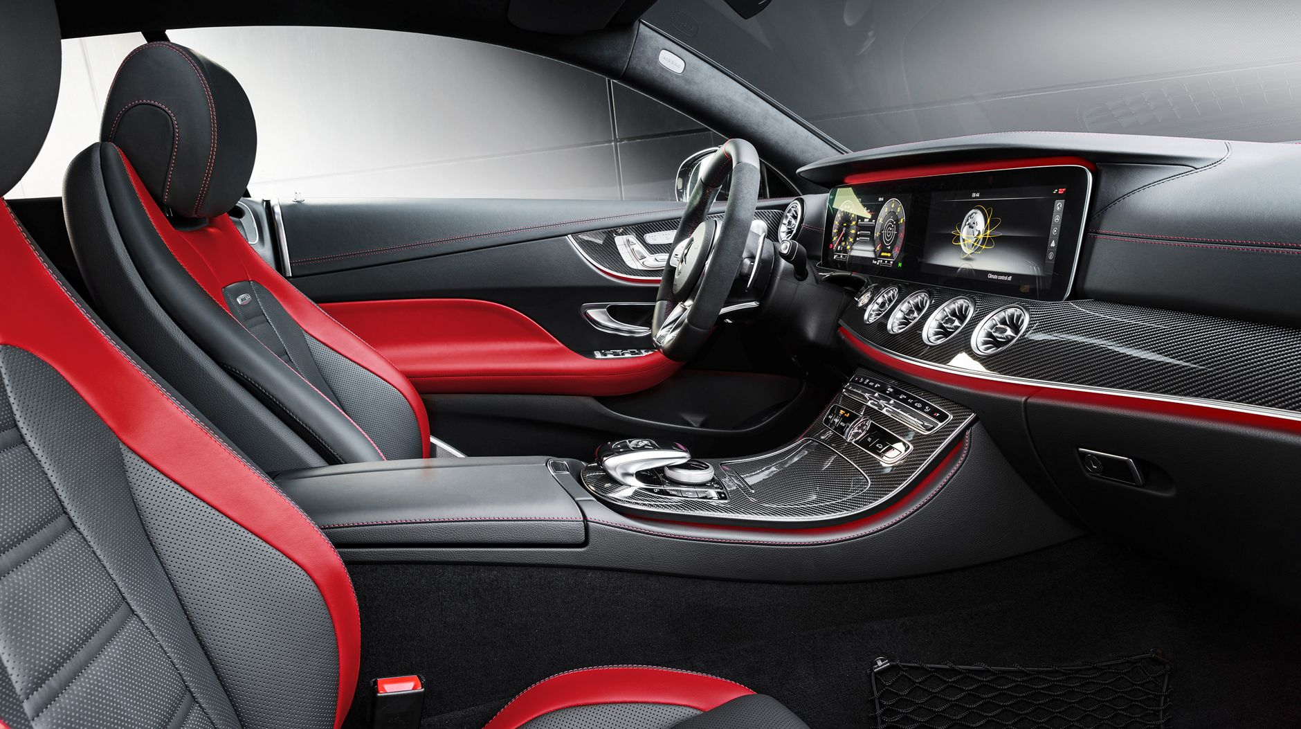 Future 2019 E53 Amg Coupe Interior With Images Mercedes Amg