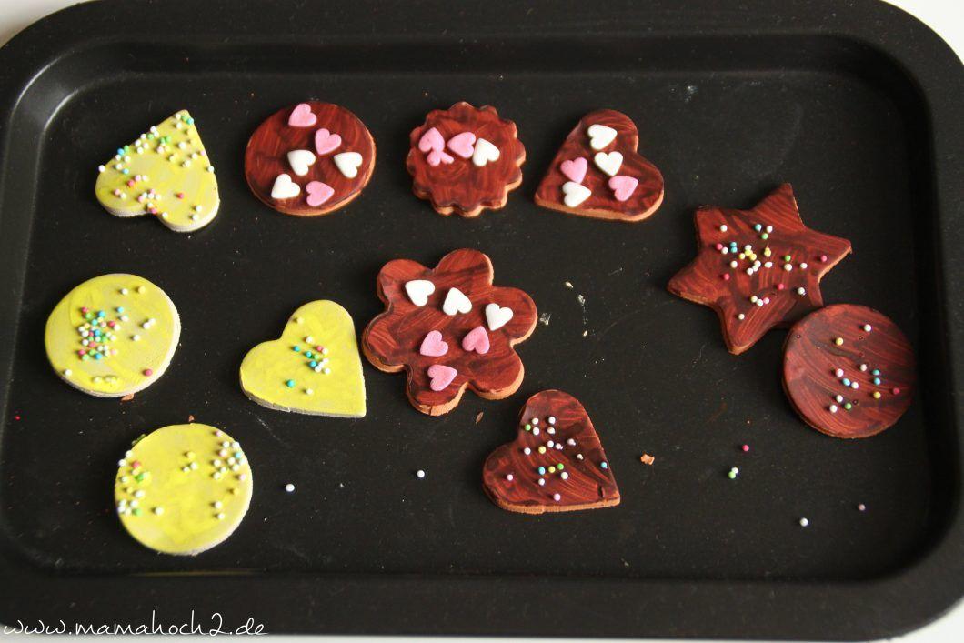 Kuchen und Naschereien für Kinderküche und Kaufmannsladen