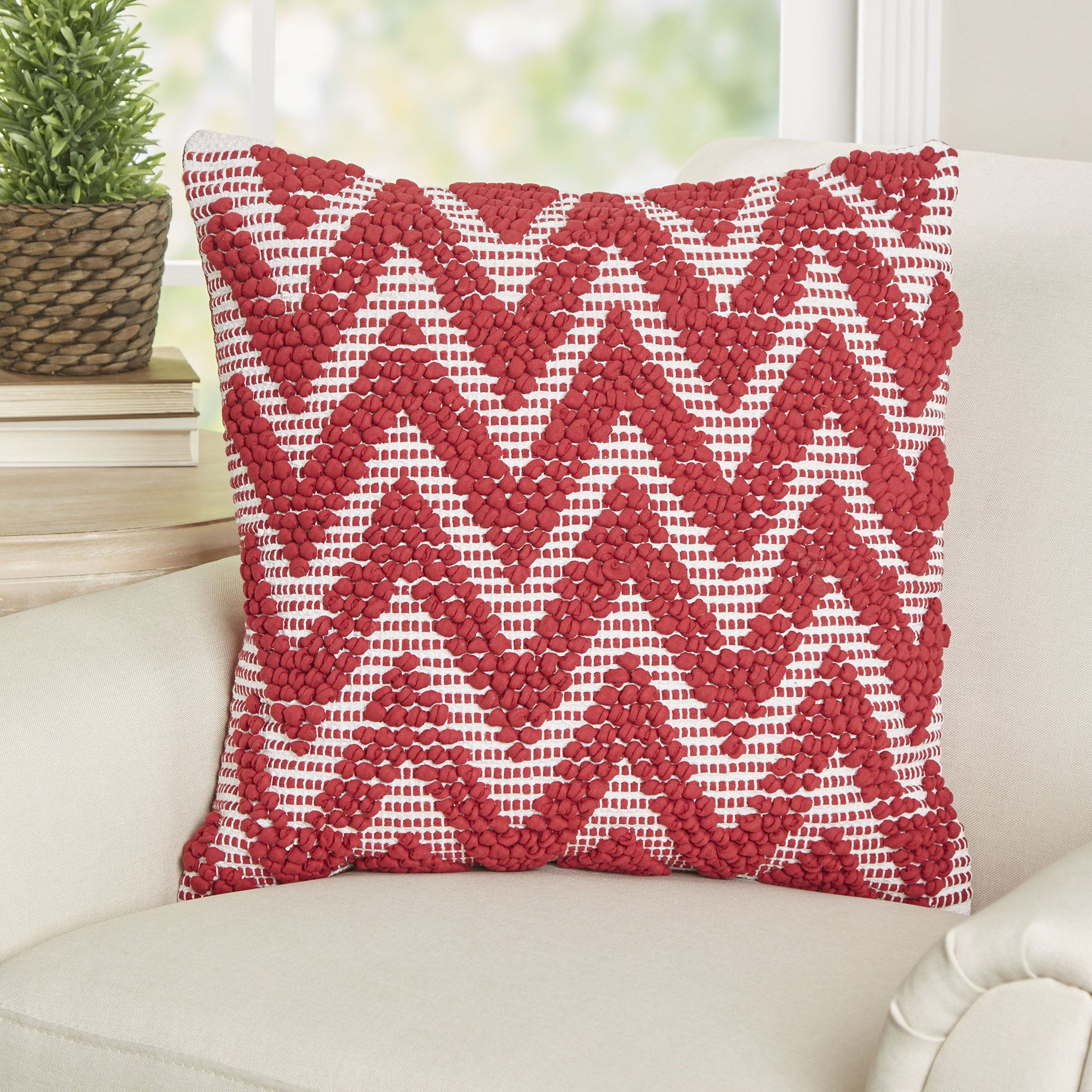 Mellor Cotton Pillow Cover