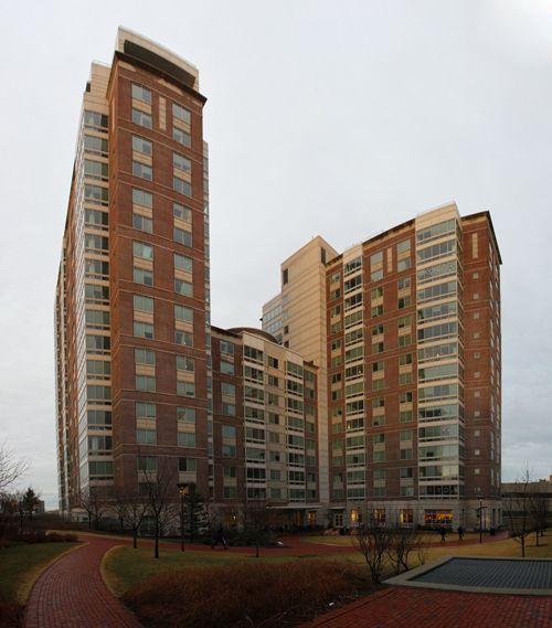 Market Street Village Apartments: A Favorite Among Upperclassmen, Student Village I (StuVi 1