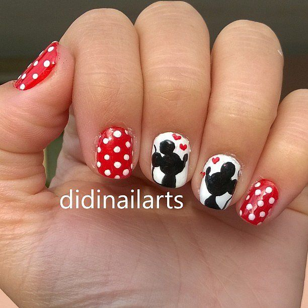 Celebrate Disneyland\'s 60th Anniversary With Magical Manicures ...