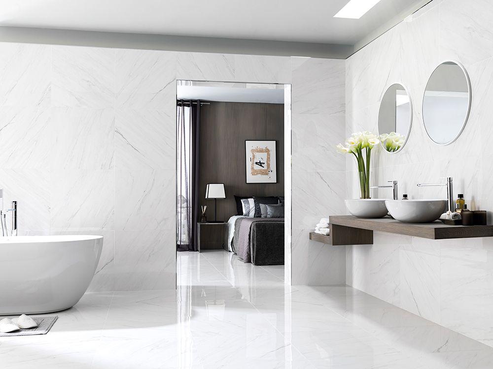 Soul frost polished floor tiles urbatek through body for Casa classica porcelain tile