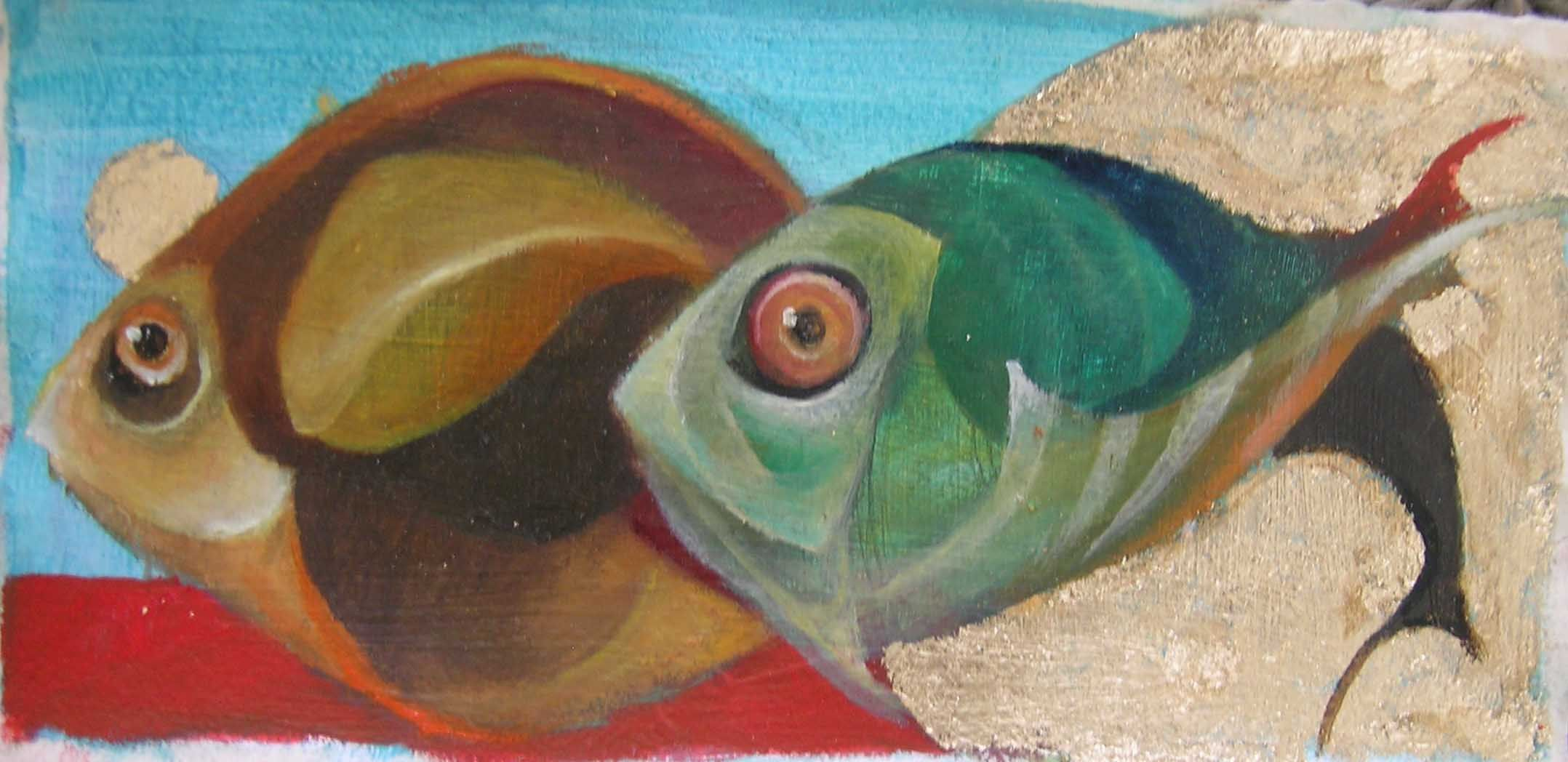 Brassai Gabi :Fish