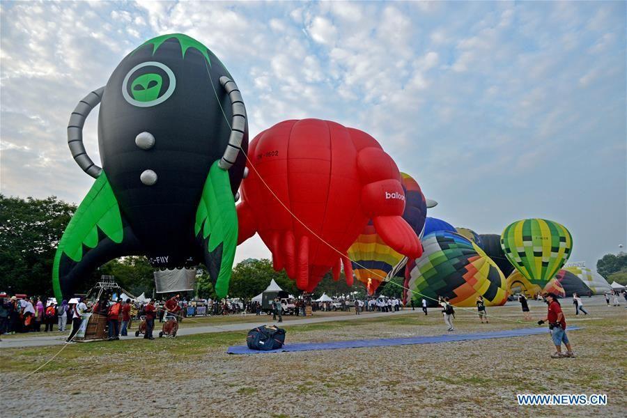 "New in 2016. ""Alien Space Ship"". ABQ, NM Balloon Fiesta."