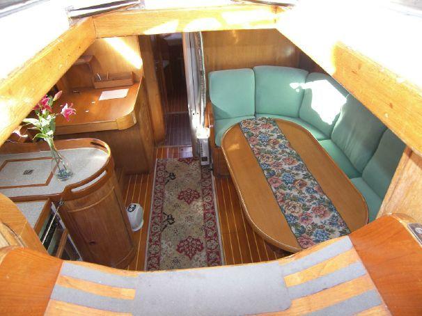 69 5K   1986 Wauquiez Centurion 42 Sail Boat For Sale   www yachtworld. 69 5K   1986 Wauquiez Centurion 42 Sail Boat For Sale   www