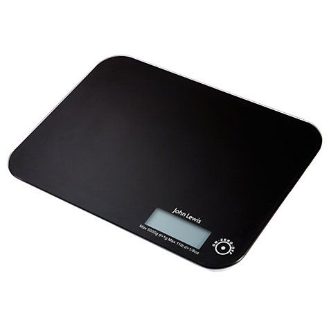Buy John Lewis Electronic Kitchen Scale 5kg Online At Johnlewis Com Electronic Kitchen Scales Kitchen Scale Digital Kitchen Scales