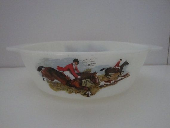 Hey, I found this really awesome Etsy listing at https://www.etsy.com/listing/240520591/free-shipping-pyrex-jaj-tally-ho