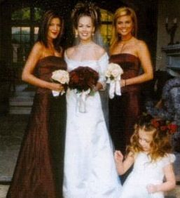 Jennie Garth And Peter Facinelli Wedding Day Brides And Grooms