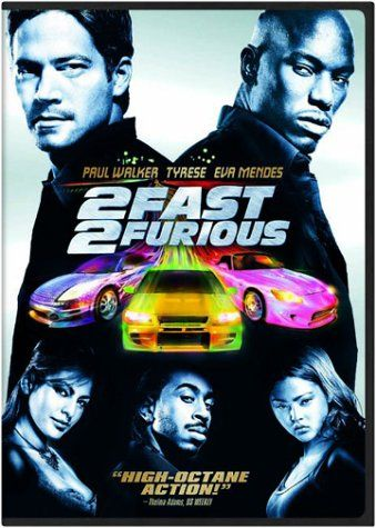 #2Furious: The adrenaline-fueled thrill ride that began with The Fast and the Furious takes an explosive new turn in 2 Fast 2 Furious!