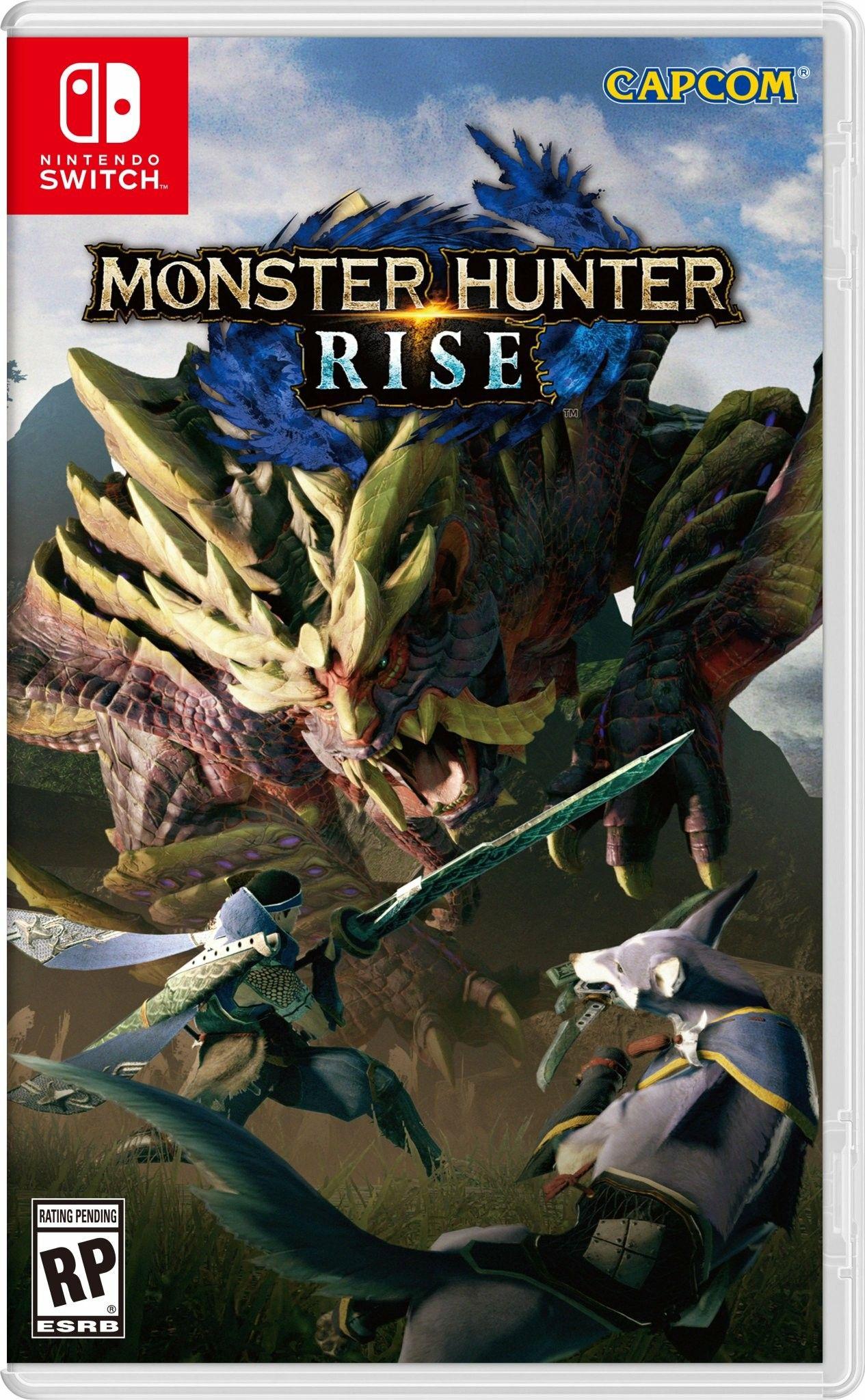 Pin De Sgrrd Em Monster Hunter Rise Definitiva