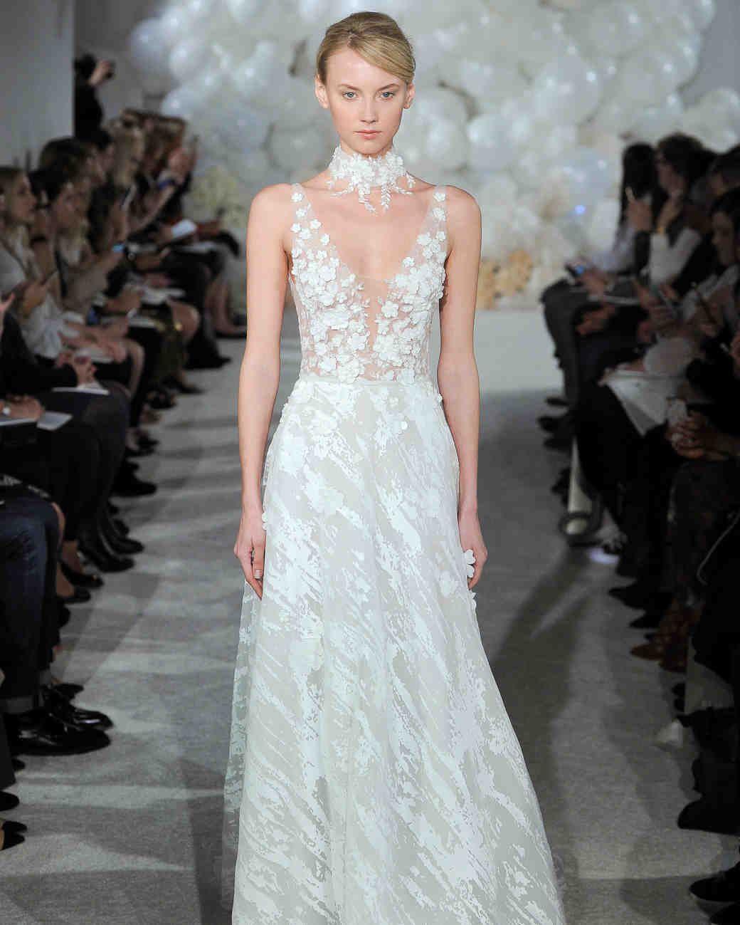 Mira zwillinger spring wedding dress collection martha