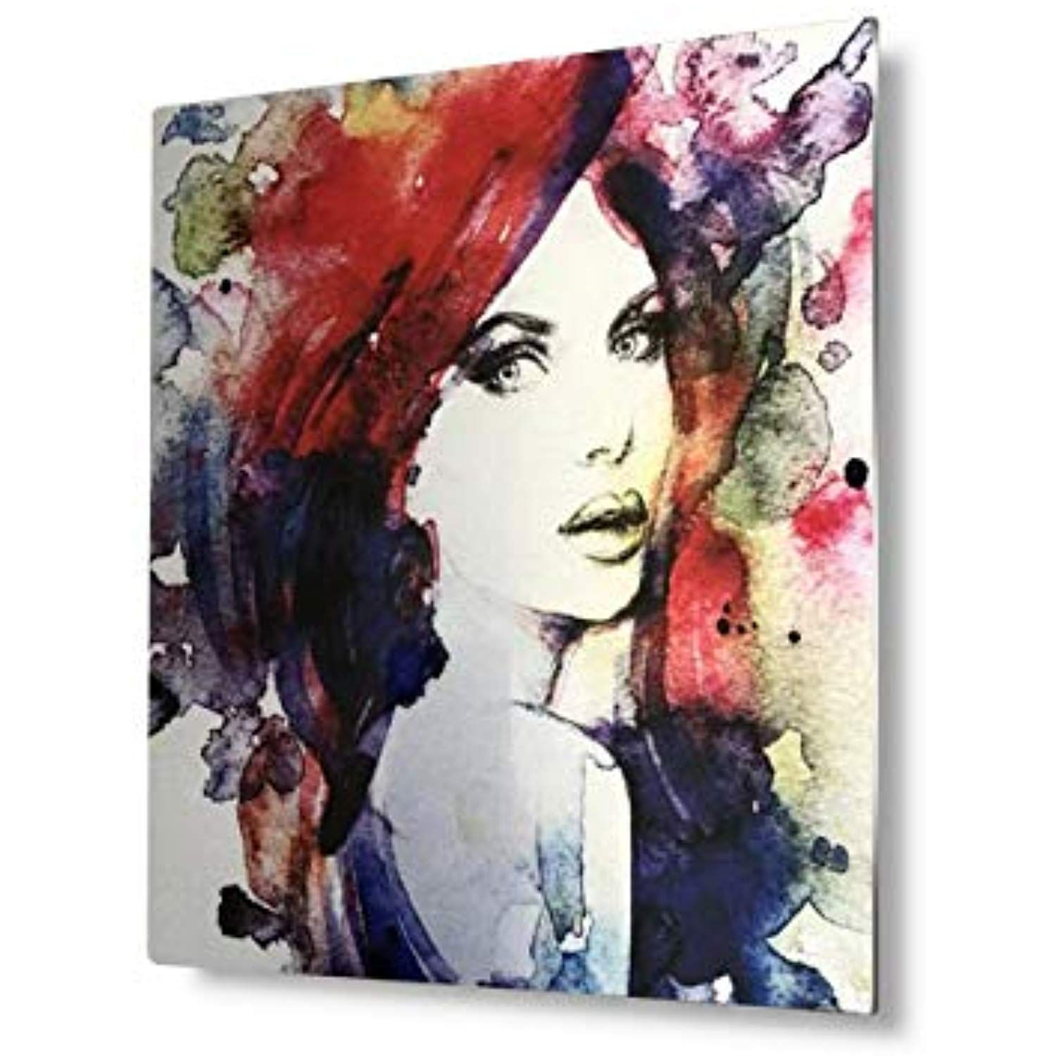 Amazon.com: Large Abstract Sexy Naked Angel Wing Canvas