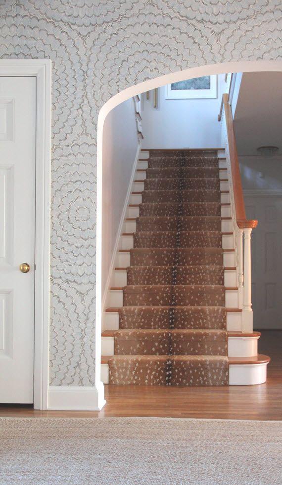 Best Foyer Antelope Carpet Stair Runner Simplifiedbee 400 x 300
