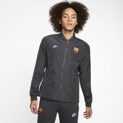 Photo of FC Barcelona Men's Reversible Jacket. Nike.com