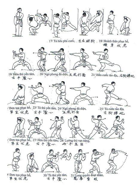 Lão Hổ Thượng Sơn | võ phục và dụng cụ võ thuật giá rẻ