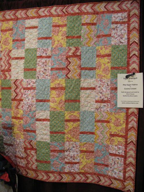 Rag Quilt Patterns Free Garden Pattern Winners Rag Quilt