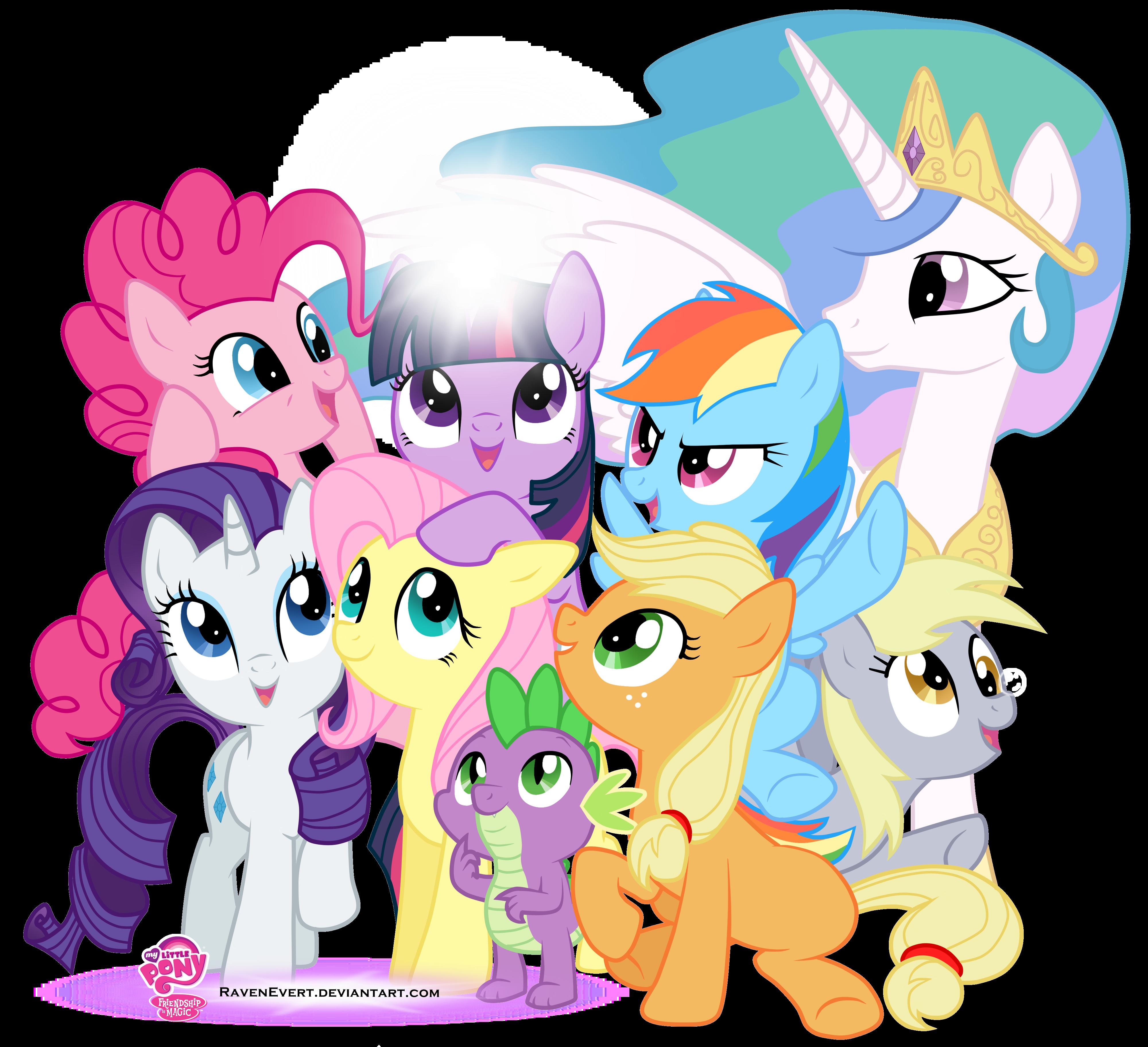 my little pony friendship is magic - Google Search | MLP | Pinterest ...