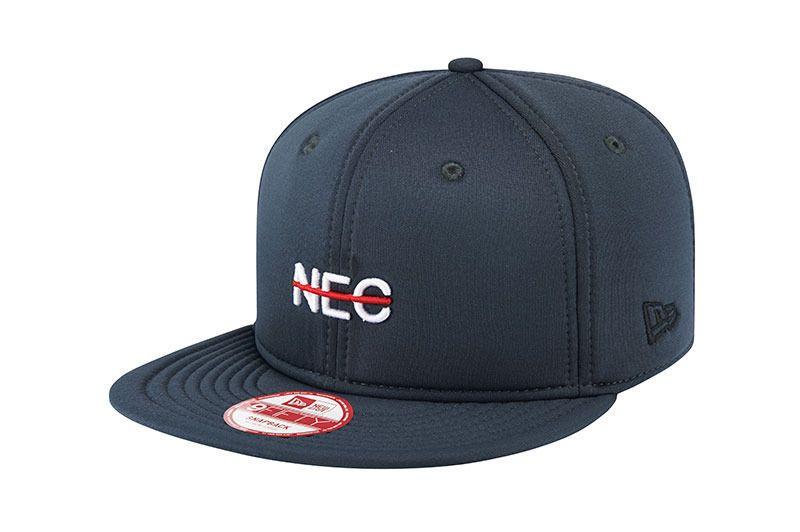 fd2fa0a59572e New Era 9Fifty Nec NeoPrene Dark Turquoise Snapback Cap Adjustable Flat  Bill Hat  NewEra  BaseballCap