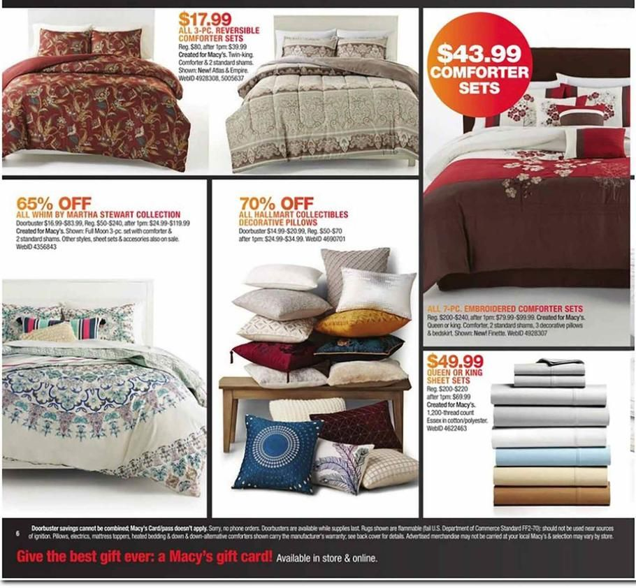 Macys Black Friday 2019 Ads and Deals