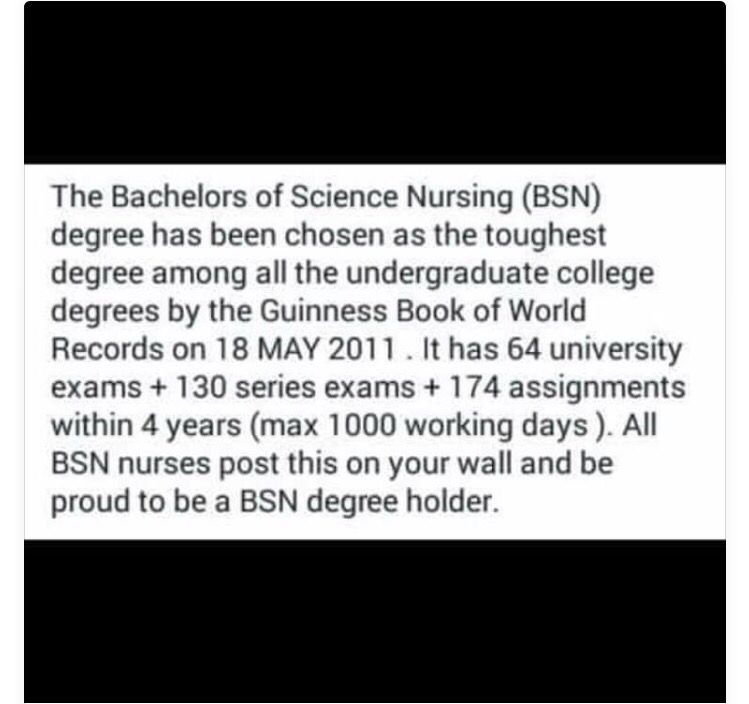 Not for the faint at heart   The Calling   Nursing degree