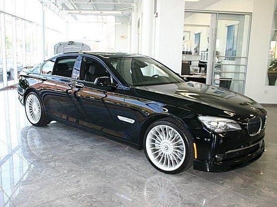 2012 Bmw Alpina B7 Xdrive Bmw Alpina Bmw Merc Benz