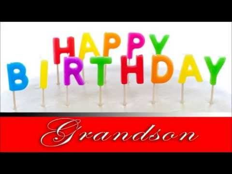 Happy birthday grandson e card greetings to you youtube happy birthday grandson e card greetings to you youtube bookmarktalkfo Images