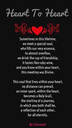 Romance love poem