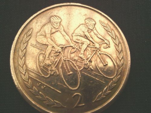 2-PENCE-COIN-CYCLING-ISLE-OF-MAN