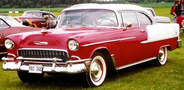 1955 Chevrolet Wikipedia The Free Encyclopedia 1955 Chevrolet