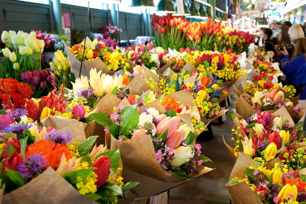 Seattle Market S Pike Place Antonio Ramblés Ready In 55 Min Pinterest And Pacific Northwest