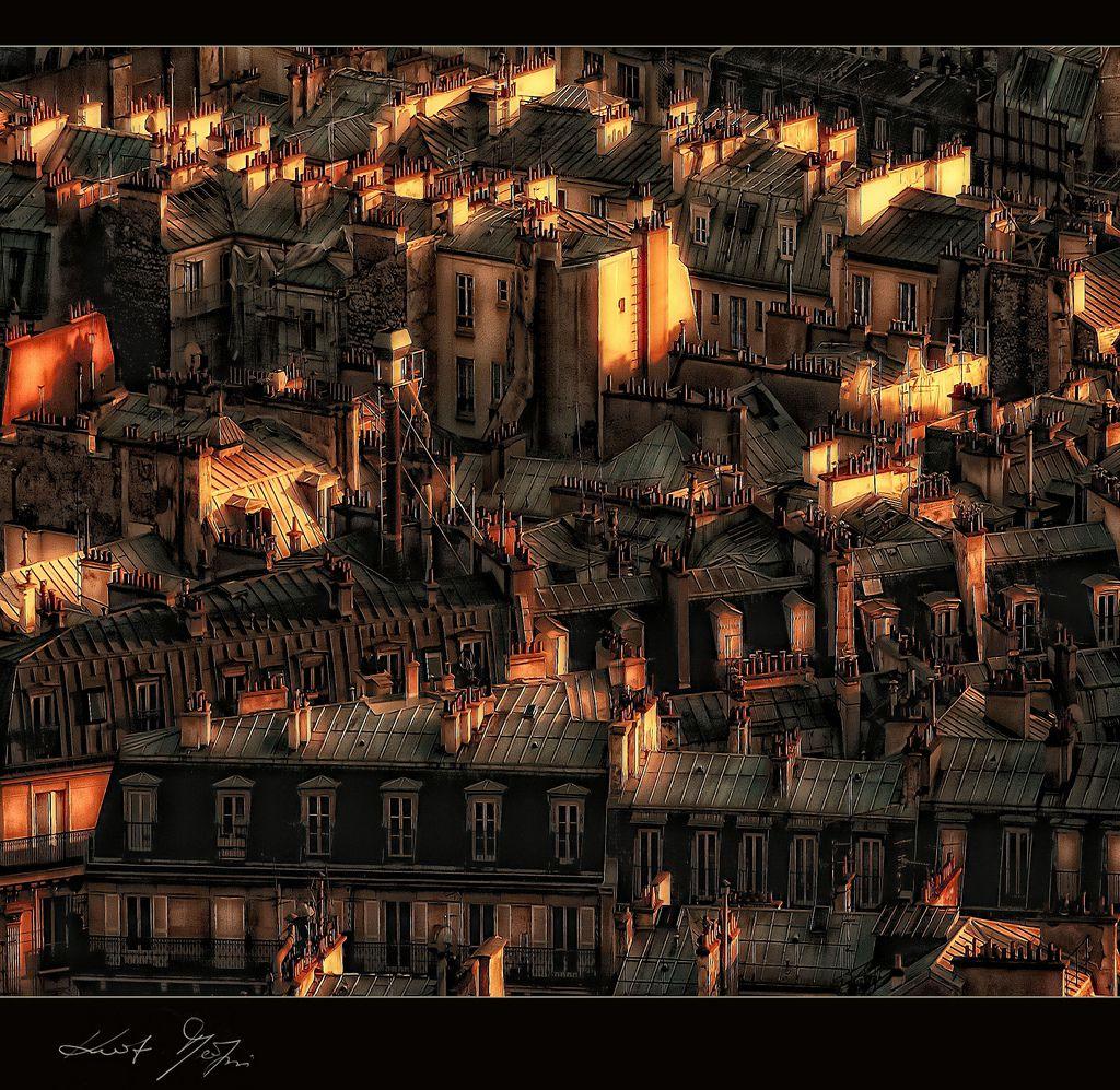Paris. Photo de Kurt Martin.