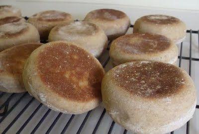 English Muffins...make them myself!! Yes please