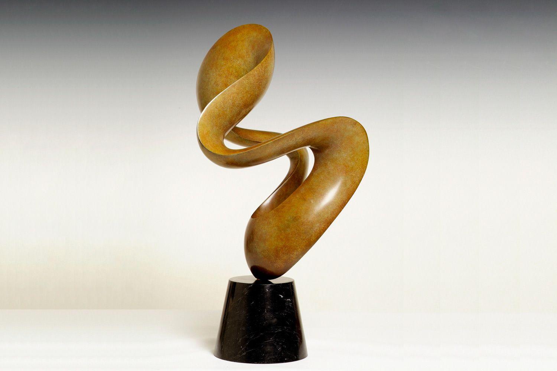 Material bronze quot h w d sculpture
