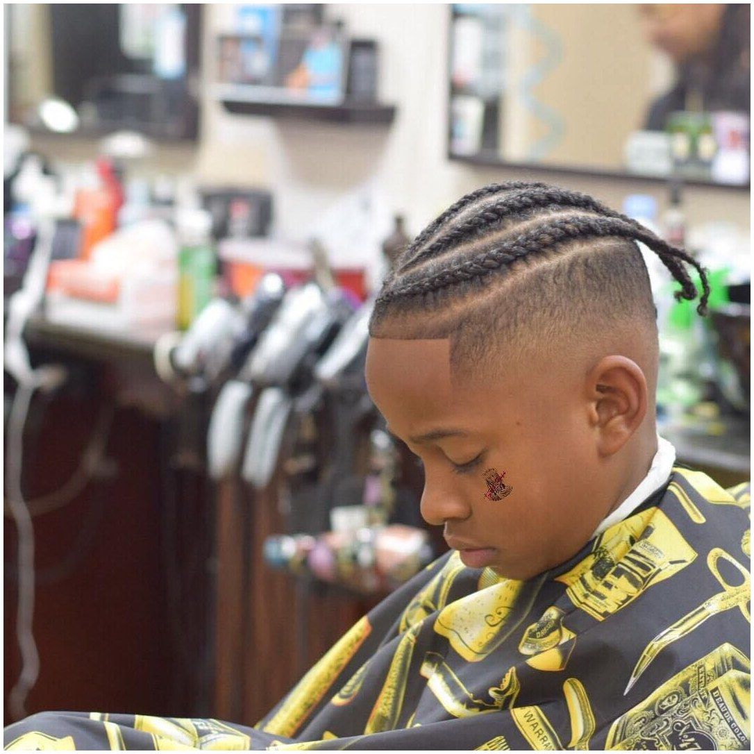 Hair BoxBraids HairCut male braids short hair, male braids