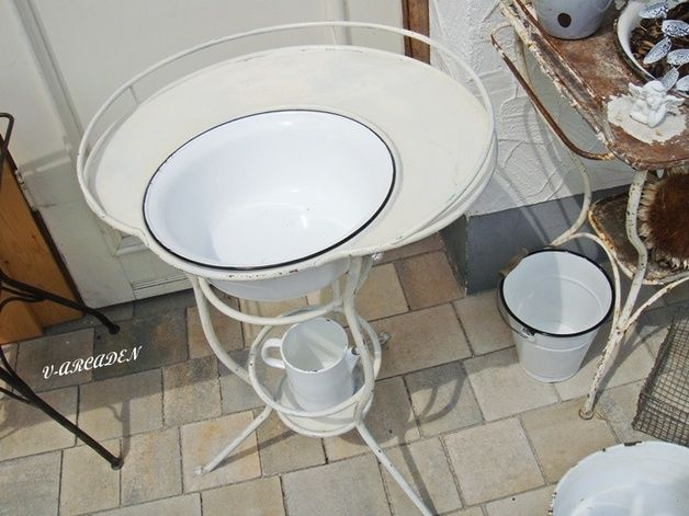 Cool vintage Gartenstuhl Klappstuhl Holz Stuhl shabby