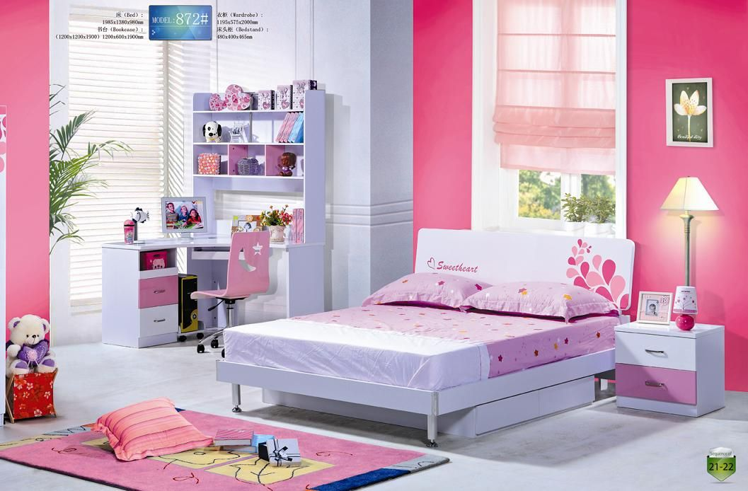 Teenage Girl Bedroom Furniture Sets in 2019 | Girls bedroom ...