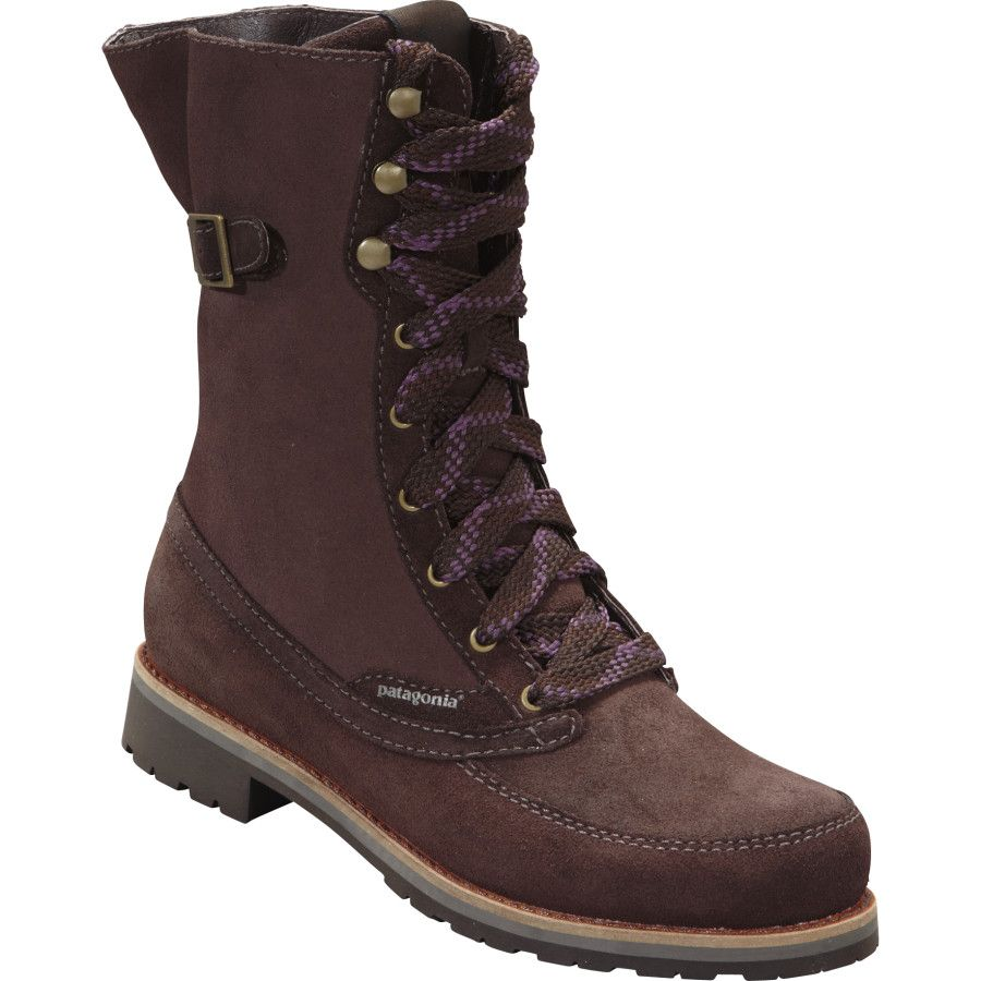 Women S Patagonia Tin Shed Boots: Patagonia Footwear Tin Shed Buckle Boot