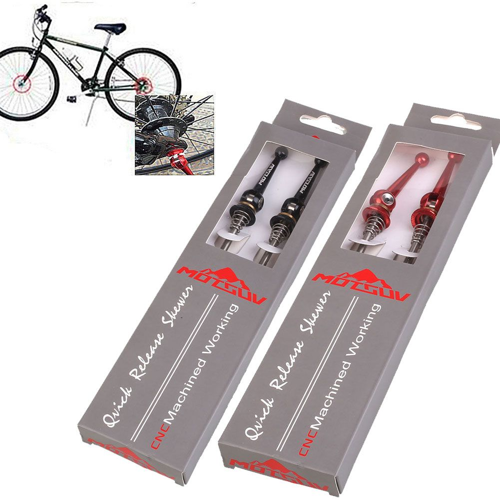 Alloy Bicycle Mtb Mountain Road Bike Cycle Cycling Hub Quick