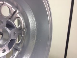 Check out these Chrome 1pk colour alloys, of which we refurbished!