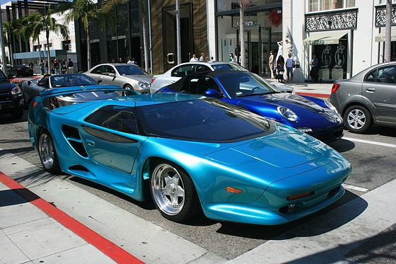 Vector M12 Wikipedia The Free Encyclopedia Super Cars Sport Cars Sports Cars