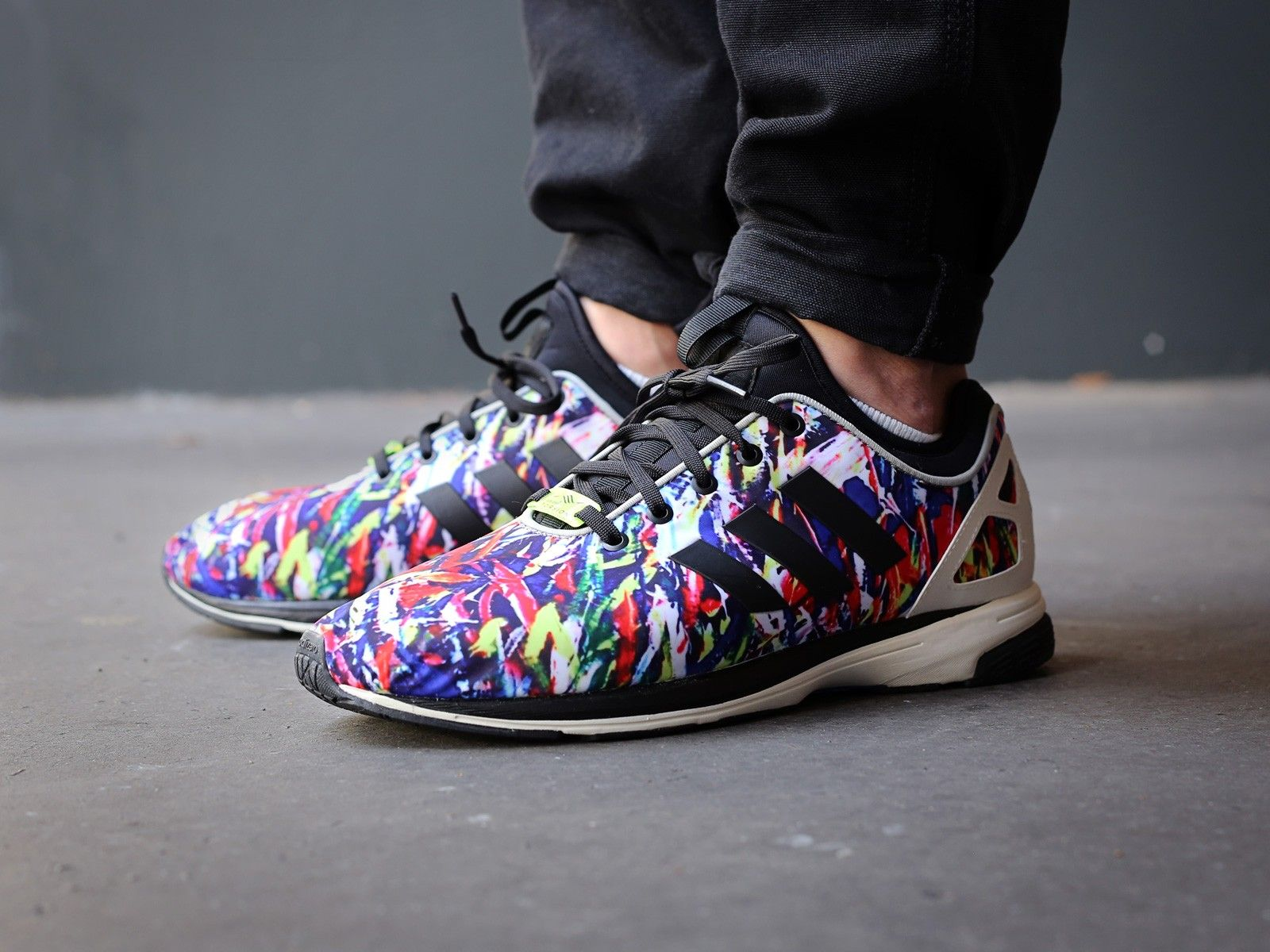 Adidas Zx Flux Nps Shoes