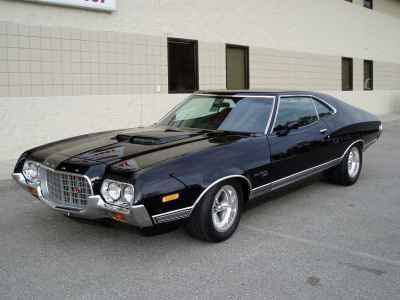 72 Grand Torino Sport Ford Torino Muscle Cars Classic Cars
