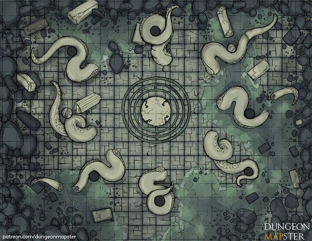 Dungeon Mapster is creating maps for pathfinder, tabletop games, and dungeons and dragons images