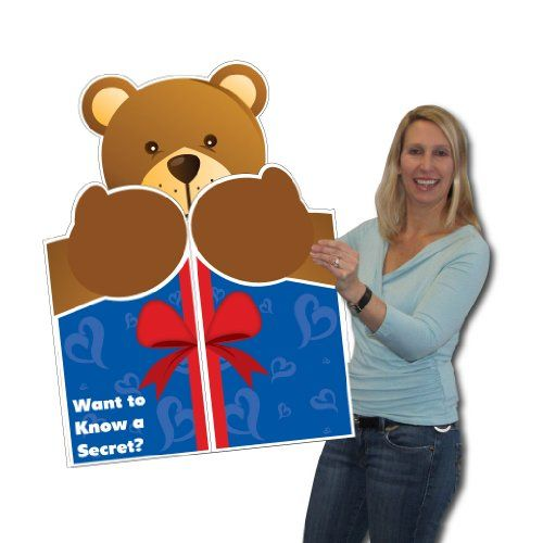 2 X3 Giant Bear Hug Greeting Card W Envelope Printed In Full Color Stamped And Ready To Sh Giant Greeting Cards Funny Greeting Cards Custom Greeting Cards