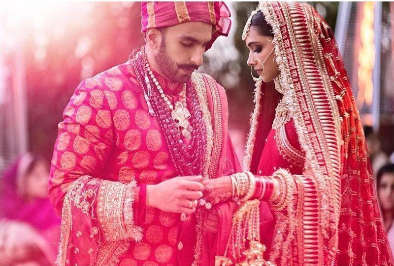 Decoding Each Of Deepika S Bridal Looks Massive Inspo Here For North South Brides Deepika Padukone Lehenga Indian Bridal Wear Bollywood Wedding
