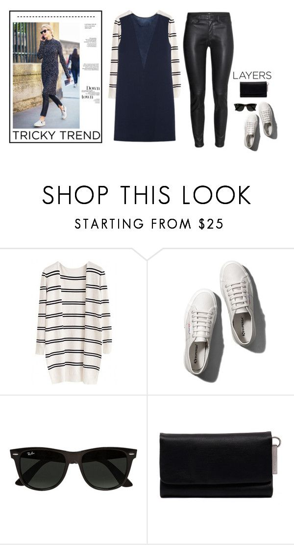 """""""Drants"""" by adduncan ❤ liked on Polyvore featuring Abercrombie & Fitch, Ray-Ban, Stitch & Hide and dresspants"""
