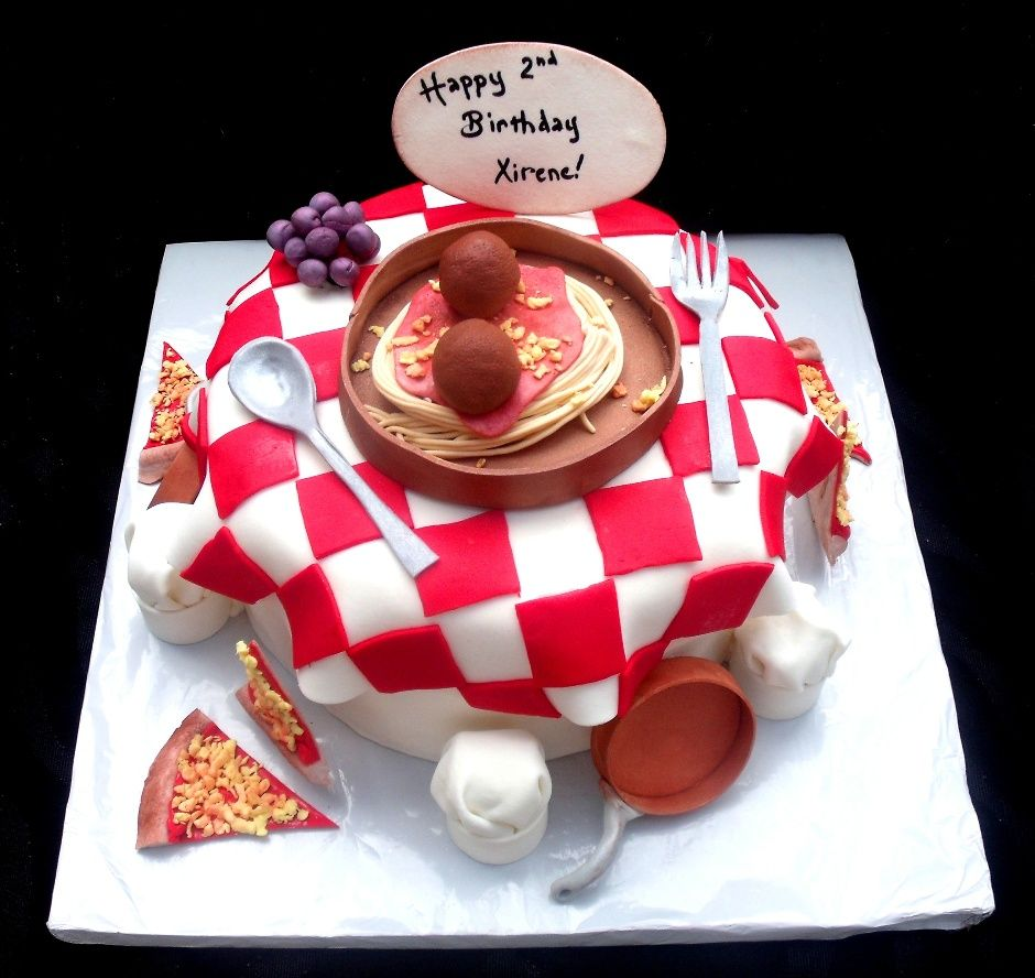 Family Food And Fun First Birthday Cake: Pin By Helen Belalcazar On Special Cakes